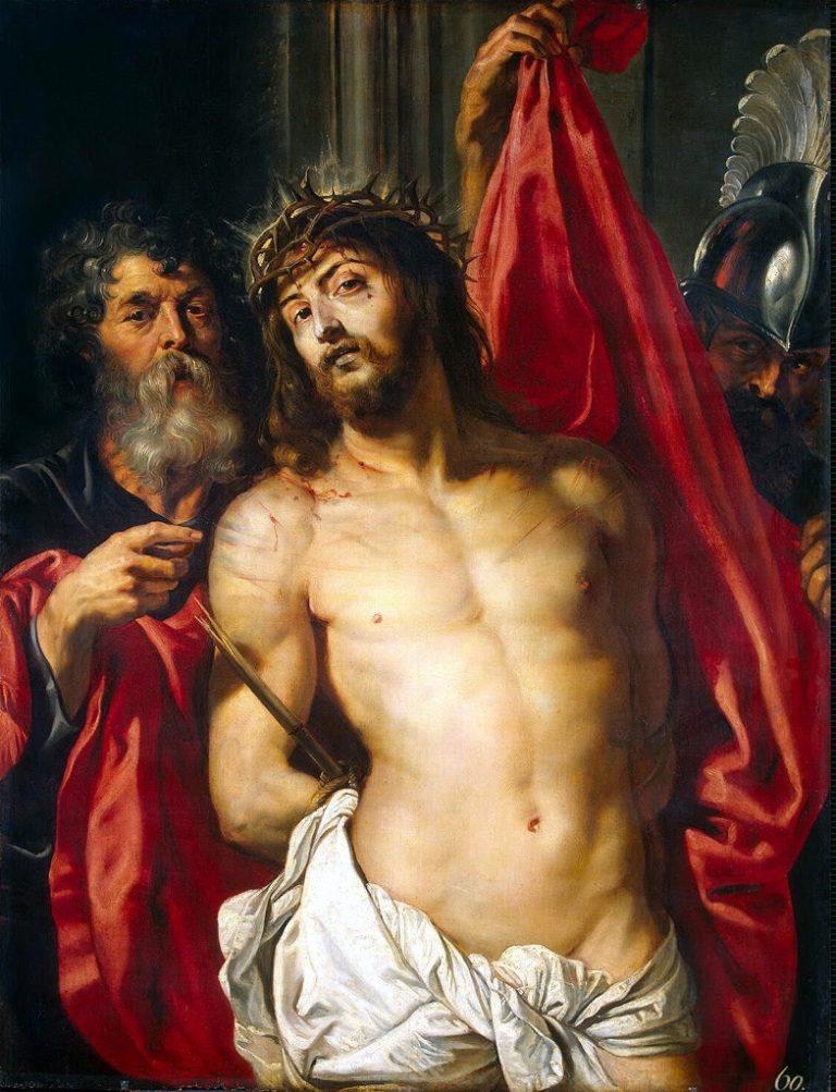 Христос в терновом венце. 1612