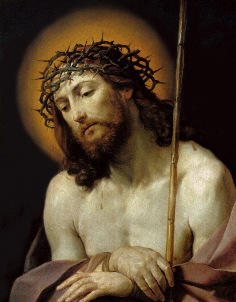 Христос в терновом венце. 1636-37