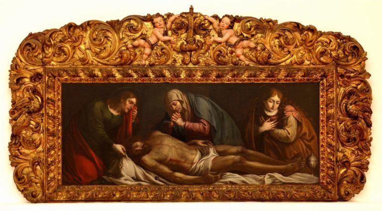 Иисус в оковах смерти