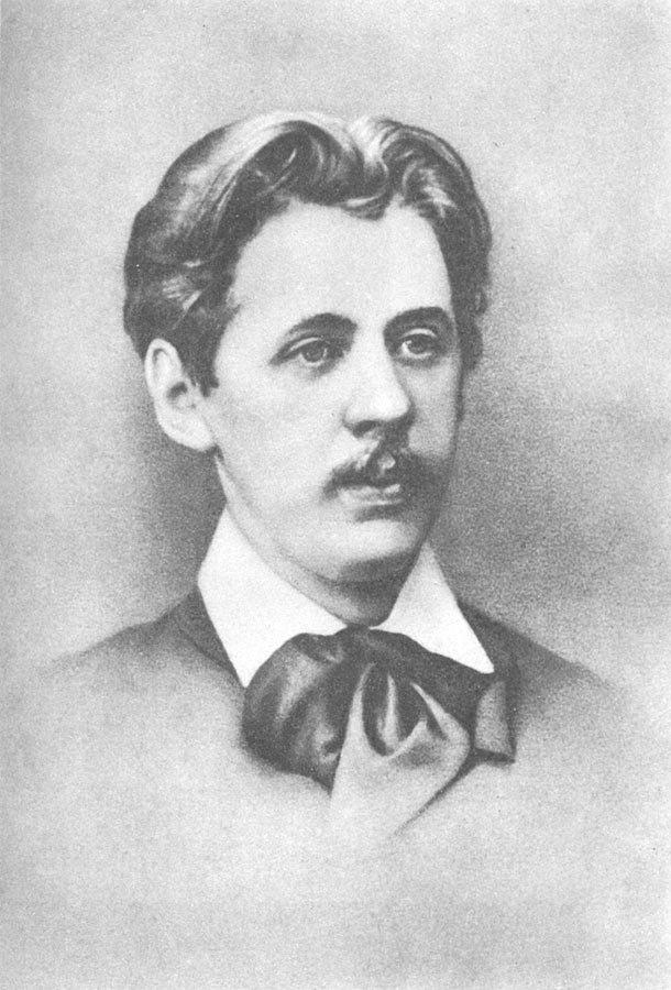 Иннокентий Фёдорович Анненский (1855—1909)
