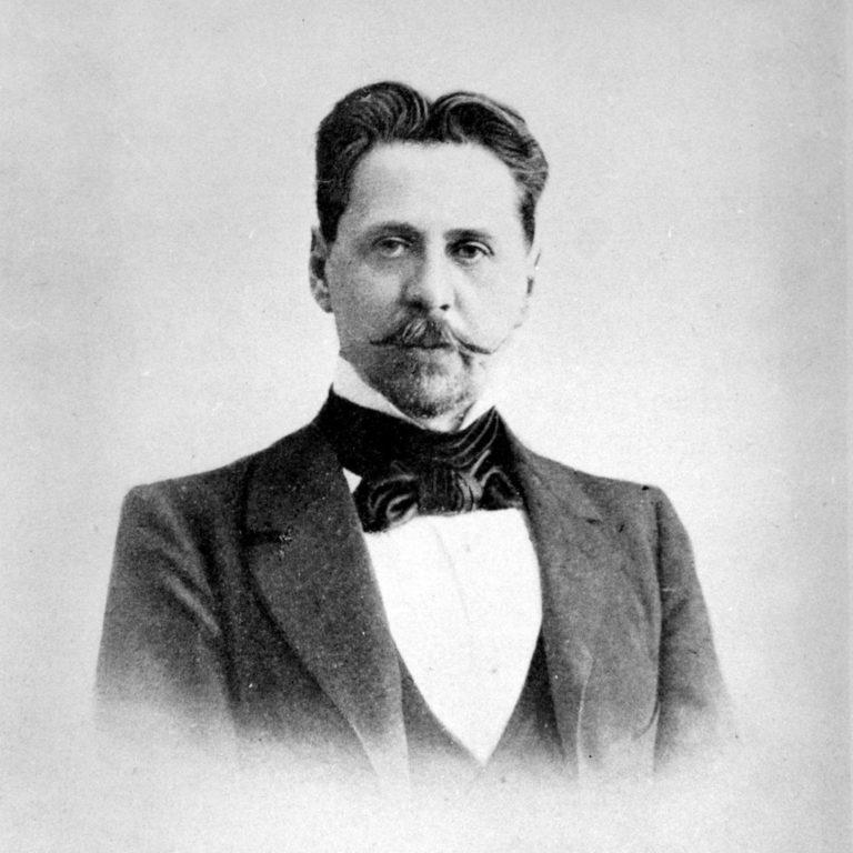 Иннокентий Федорович Анненский (1855 — 1909)