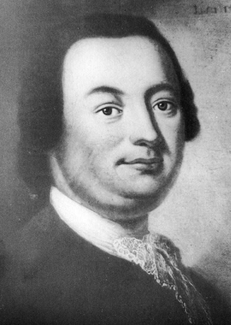 Иоганн Кристоф Фридрих Бах (нем. Johann Christoph Friedrich Bach, 1732 — 1795)
