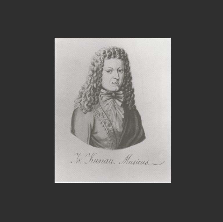 Иоганн Кунау (нем. Johann Kuhnau, 1660-1722)
