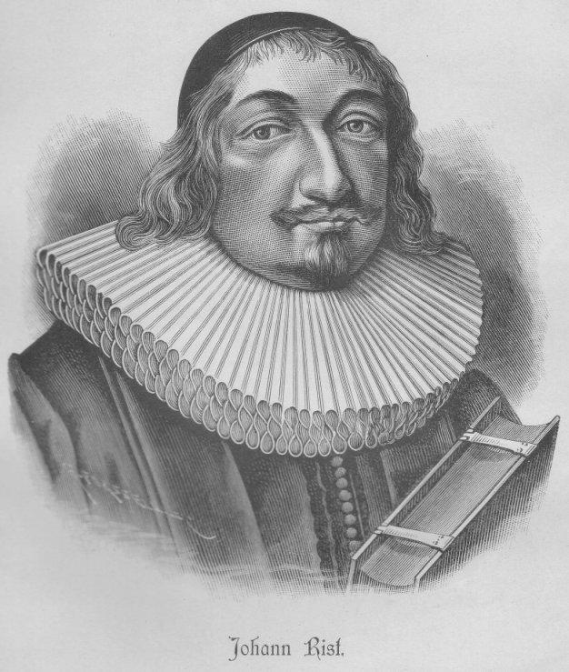 Иоганн Рист (нем. Johann Rist, 1607-1667)