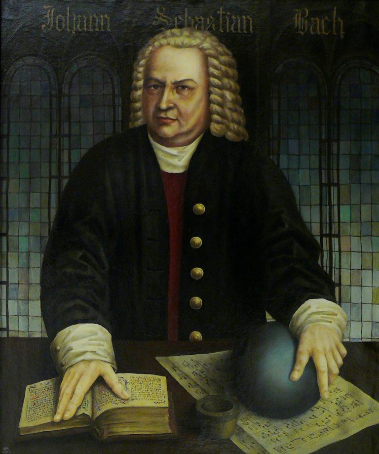 Иоганн Себастьян Бах (нем. Johann Sebastian Bach, 1685 — 1750)