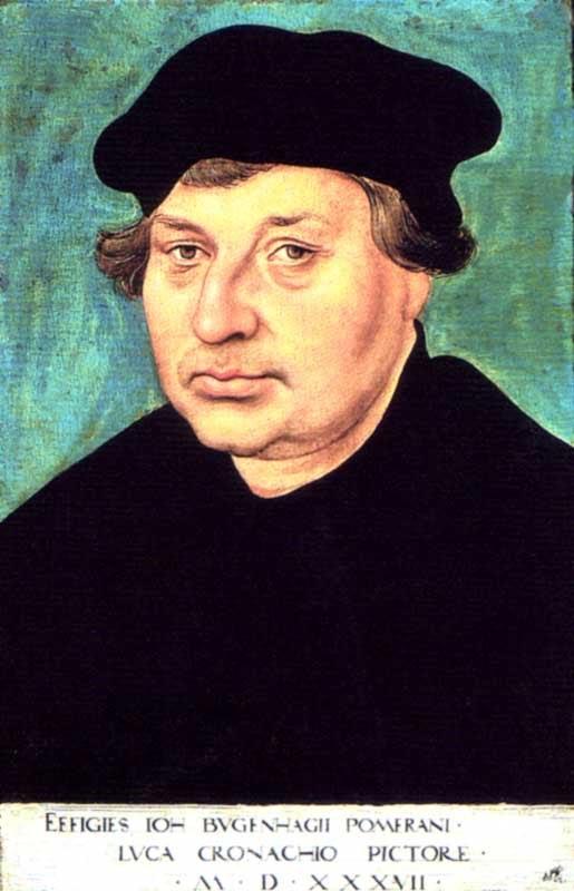 Иоганнес Бугенхаген (1485-1558)