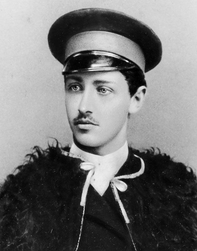 Иван Бунин в 1891 году