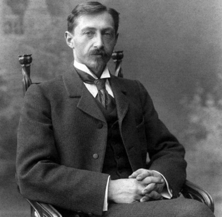 Иван Бунин в 1901 году