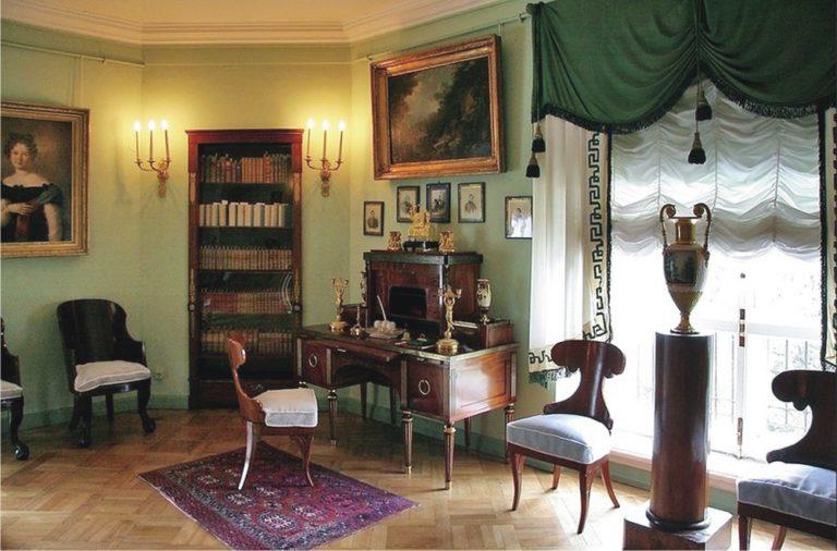 Кабинет. 1820-30-е годы