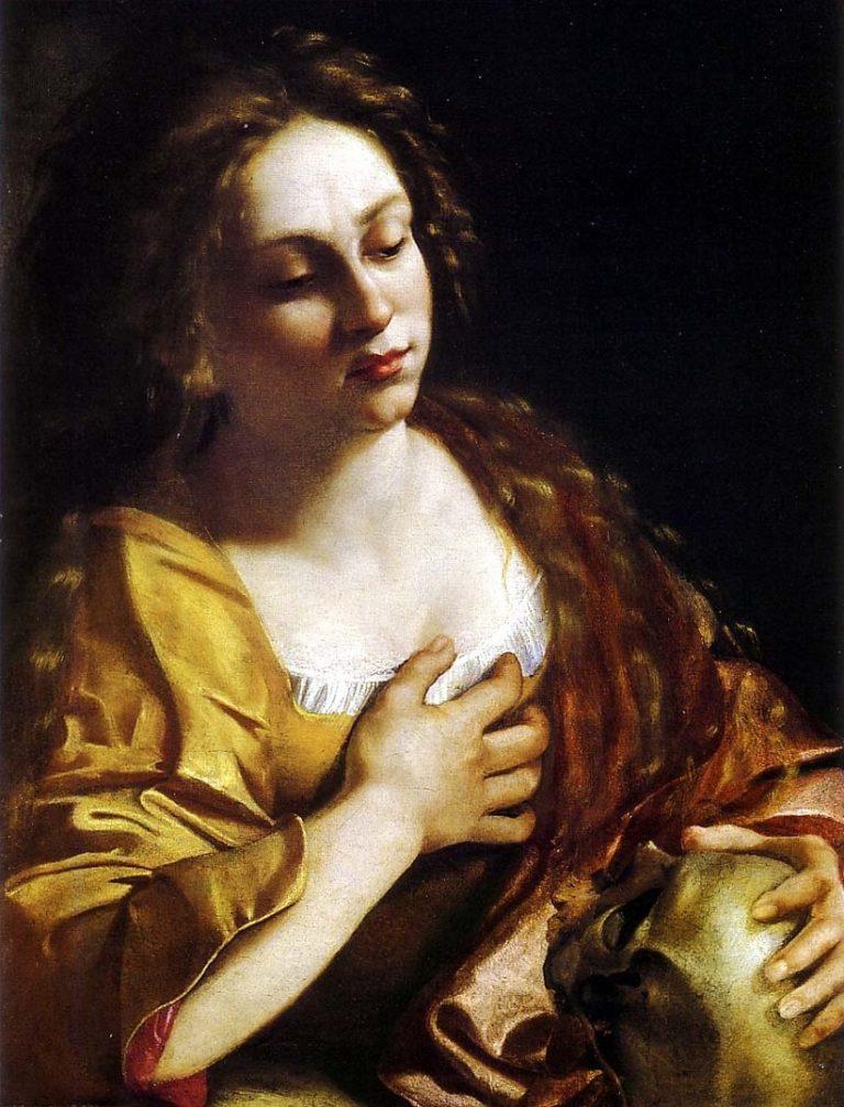 Кающаяся Магдалена. Ок. 1631