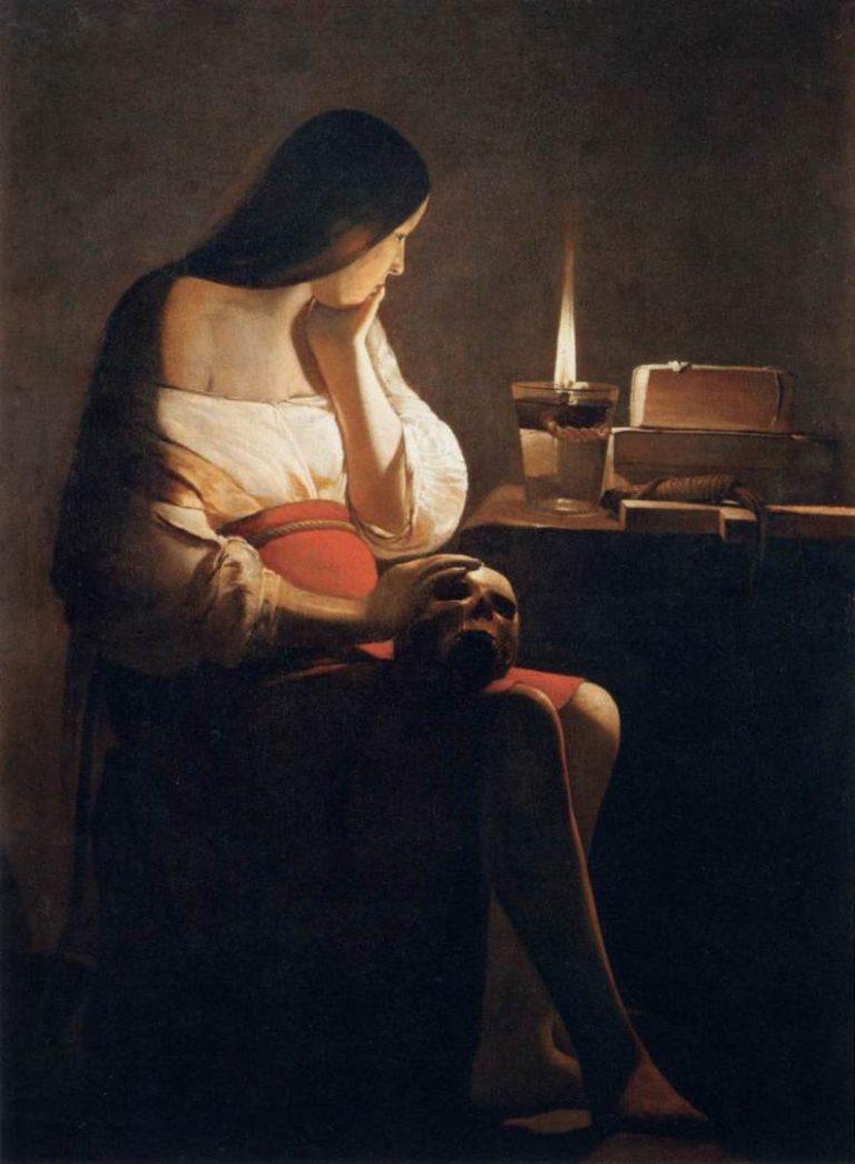 Кающаяся Мария Магдалина. 1625