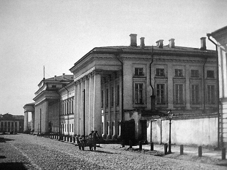 Казанский университет в начале XX века