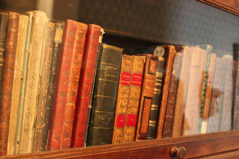 Книги, принадлежавшие М. Горькому