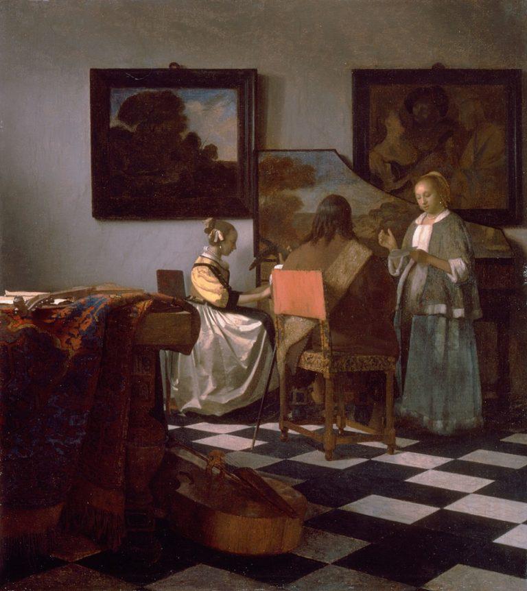 Концерт. Ок. 1663-1666