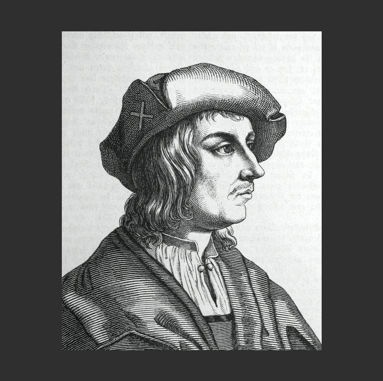 Лазарус Шпенглер (нем. Lazarus Spengler, 1479-1534)