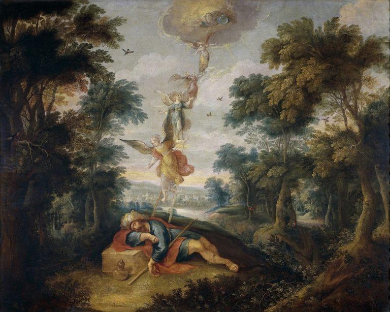Лестница Иакова. 1600-1611
