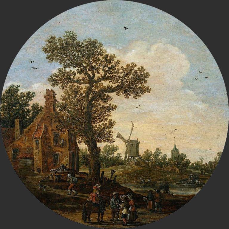 Лето. 1625