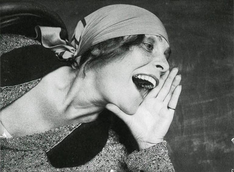 Лиля Юрьевна Брик (урождённая Лиля (Лили) Уриевна Каган, 1891 — 1978)