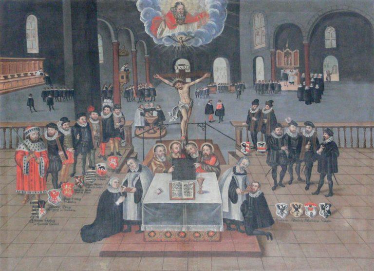 Литургия в евангелистской лютеранской церкви
