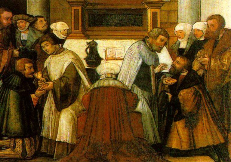 Лютеранское богослужение