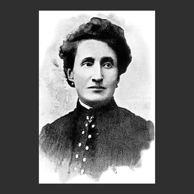 Мария Александровна Цветаева (урождённая Мейн, 1868—1906)