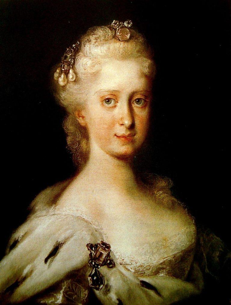 Мария Йозефа Австрийская (нем. Maria Josepha von Habsburg, польск. Maria Józefa Habsburżanka, 1699 — 1757). 1720