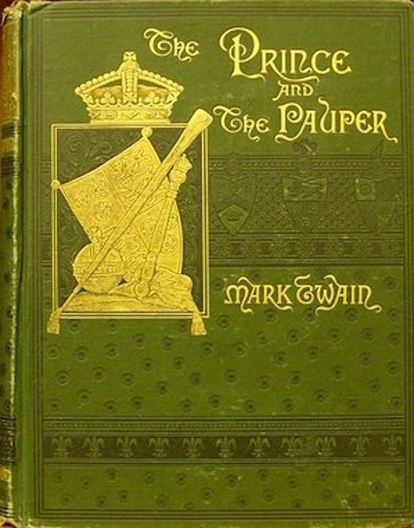 Марк Твен. Принц и нищий
