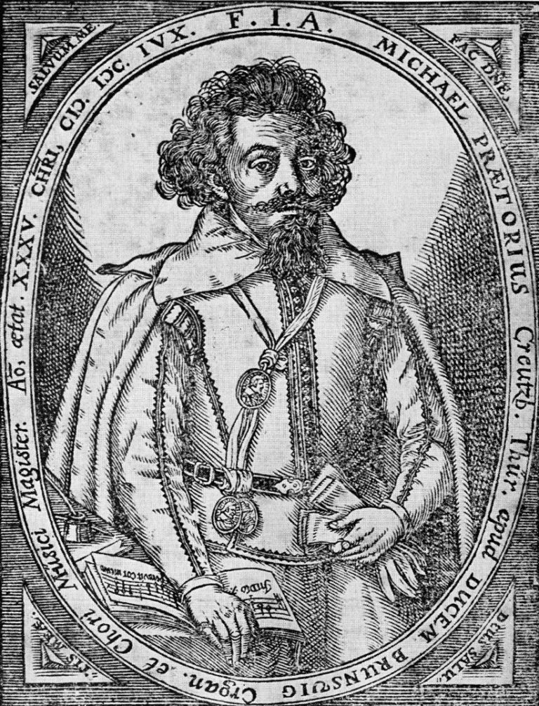 Михаэль Преториус (Michael Praetorius, настоящая фамилия Шульц; 1571 — 1621)