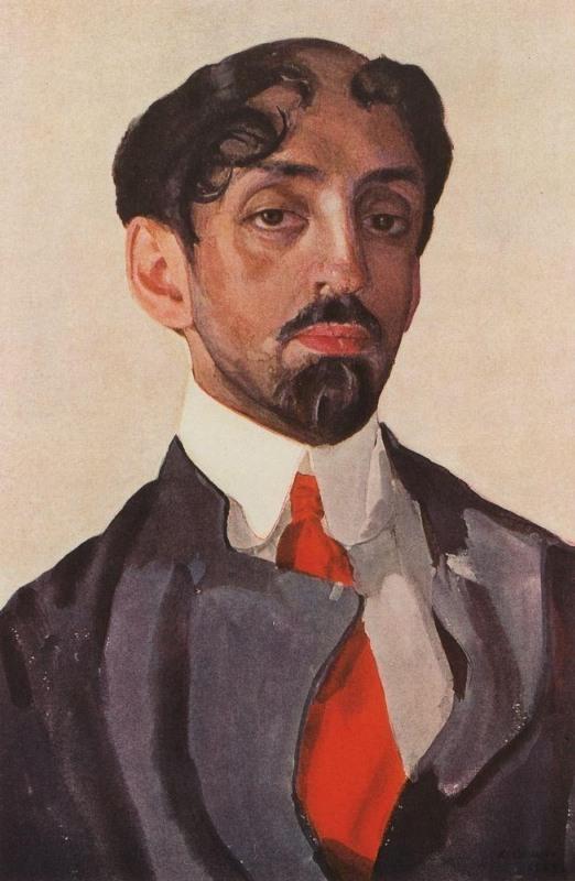 Михаил Алексеевич Кузмин (1872 — 1936), 1909
