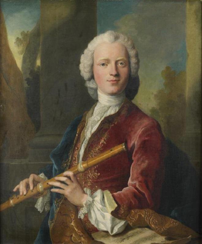 Мишель Блаве (фр. Michel Blavet, 1700-1768) - французский флейтист и композитор