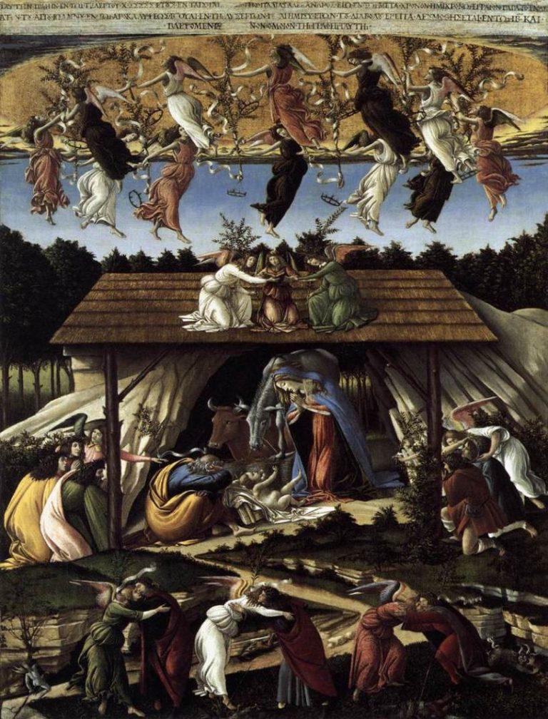 Мистическое Рождество. 1500-1501