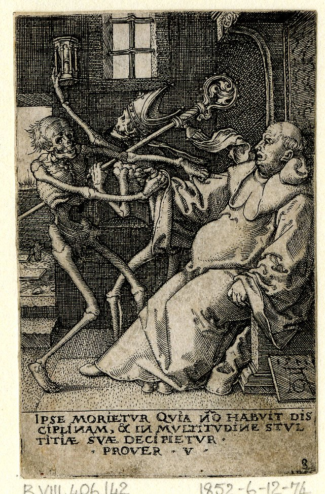 Могущество Смерти. 1541