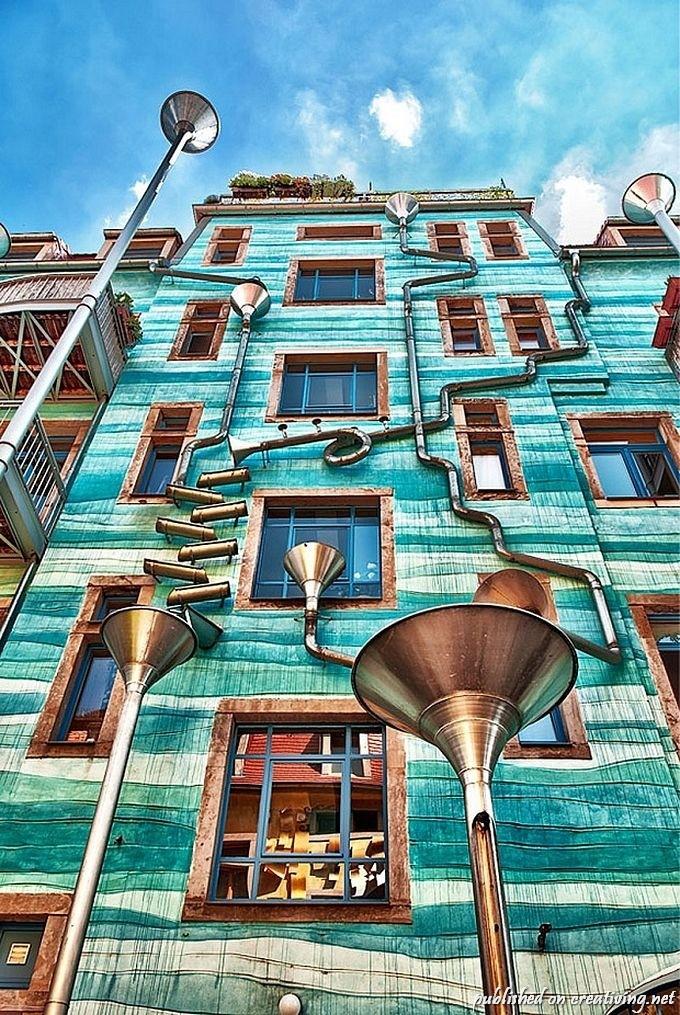 «Музыкальный дом» в Дрездене, Германия