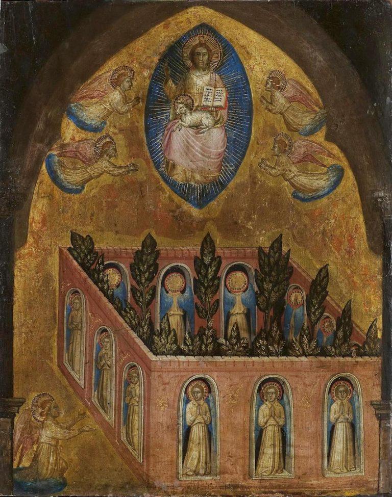 Небесный Иерусалим. 1375-1397