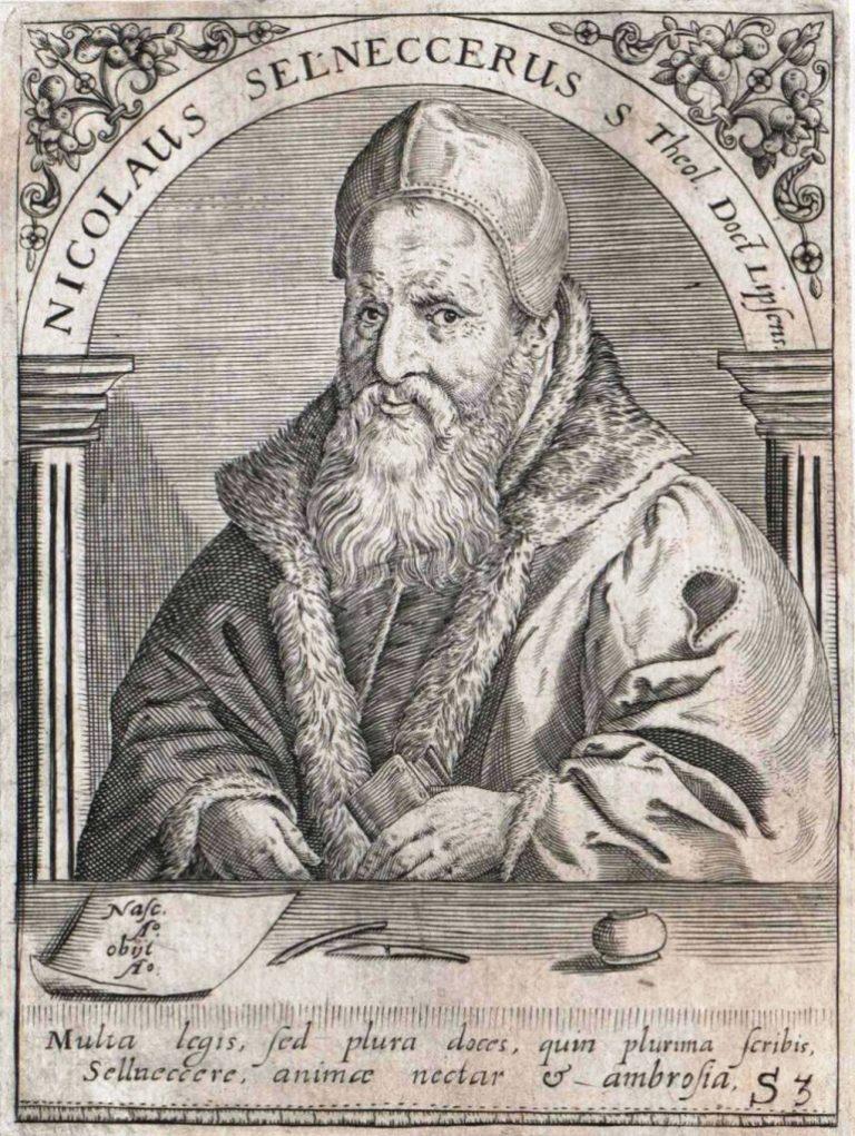 Николаус Зельнеккер (нем. Nikolaus Selnecker, 1532-1592)