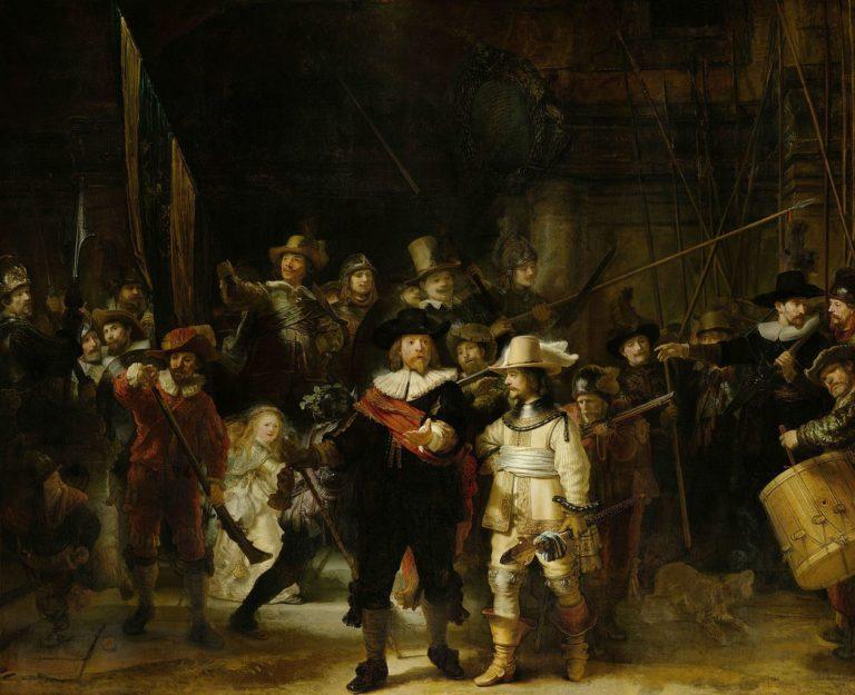 Ночной дозор. 1642