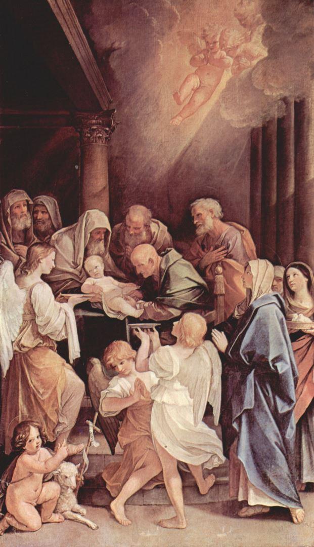Обрезание младенца Иисуса. 1640