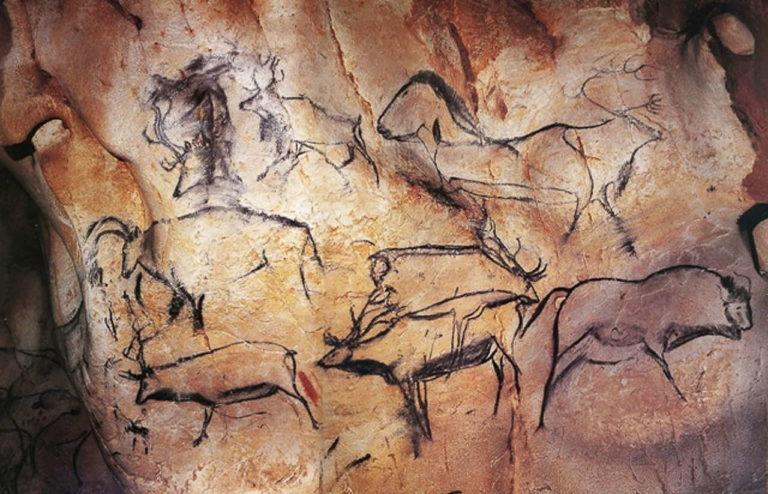 Олени и другие копытные. 32-33 тыс. лет до н.э.