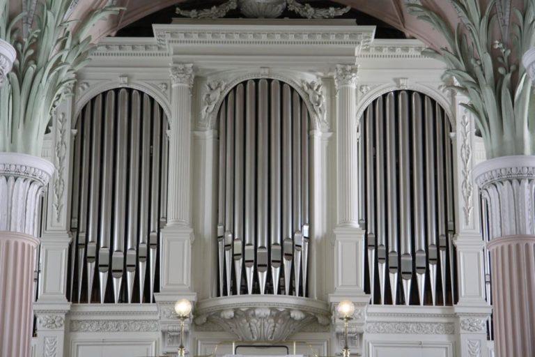 Орган церкви св. Николая, Лепциг