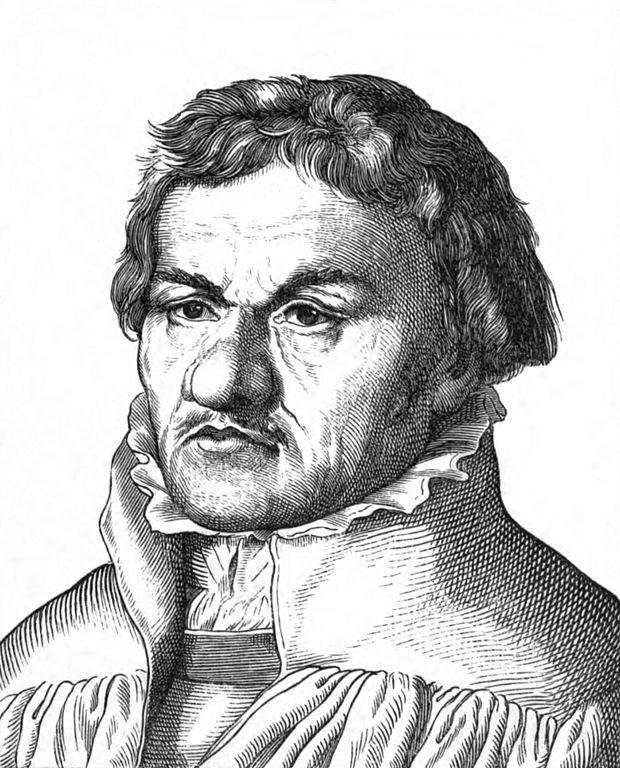 Пауль Эбер (1511-1569). 1854