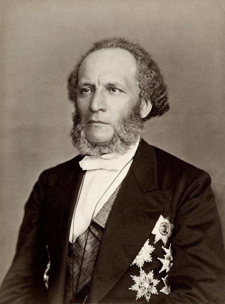 Пётр Петрович Семёнов-Тян-Шанский (1827—1914)