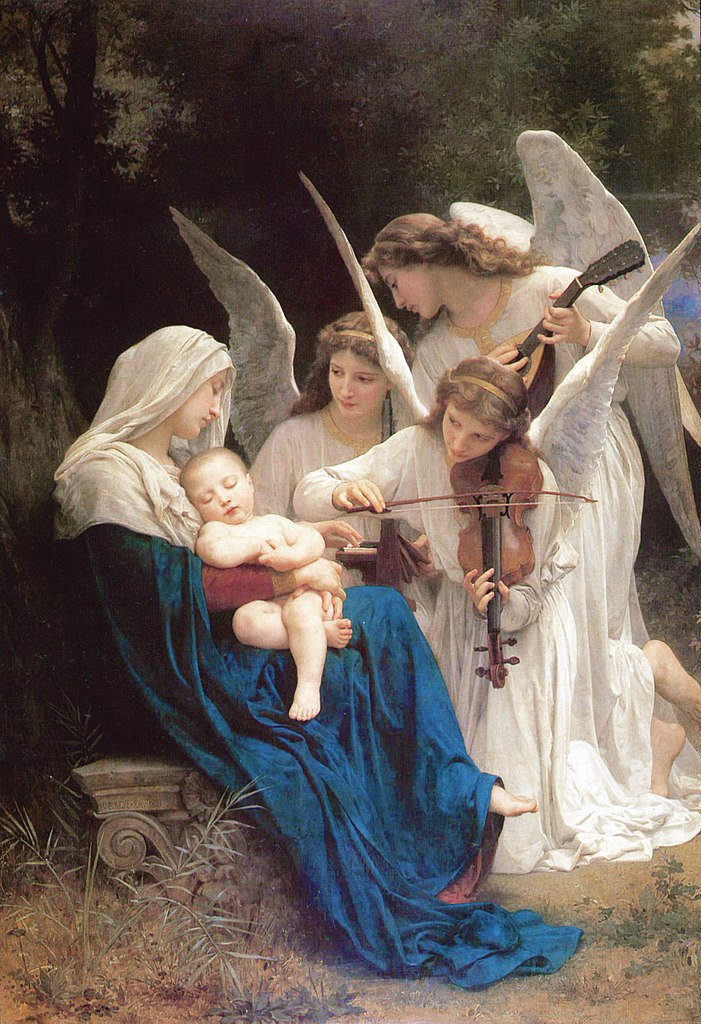Песня ангелов. 1881