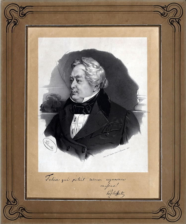 Петр Борисович Козловский (1783–1840). 1838
