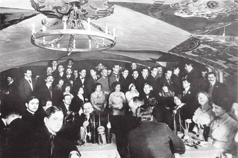 Писательское кабаре «Бродячая собака» в 1912–1913 гг.