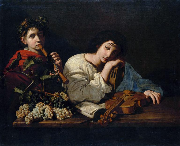 Плач Аминты. Ок.1625