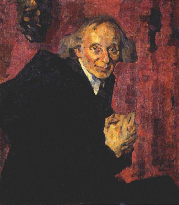 Поэт-символист Вячеслав Иванович Иванов (1866 — 1949)