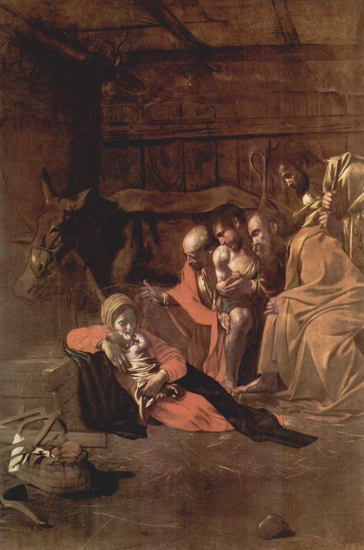 Поклонение пастухов. 1609