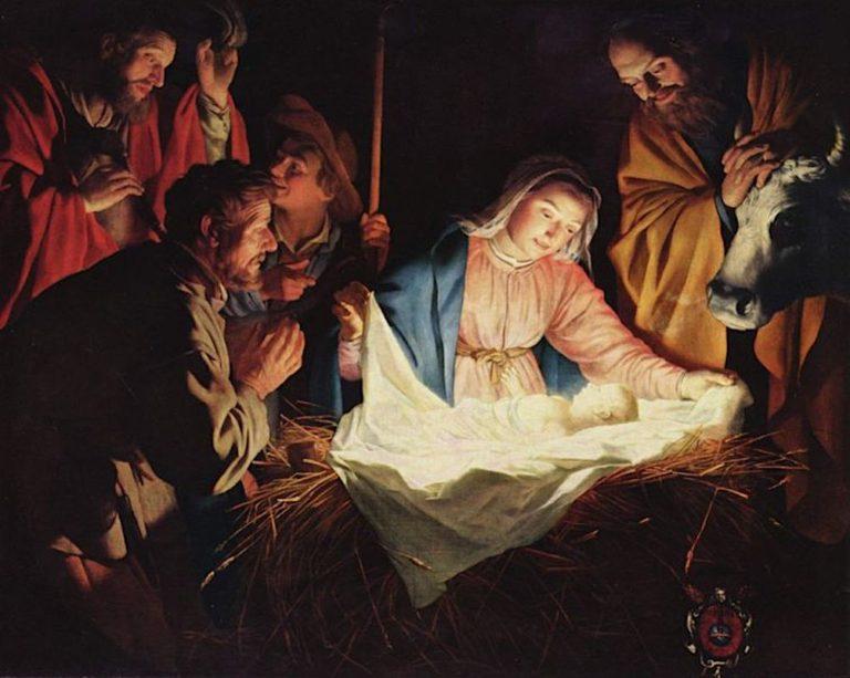 Поклонение пастухов. 1622