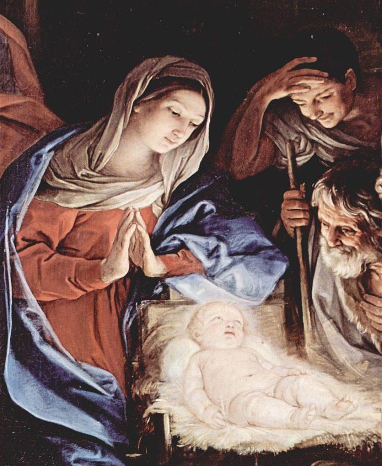 Поклонение пастухов. 1630-1642