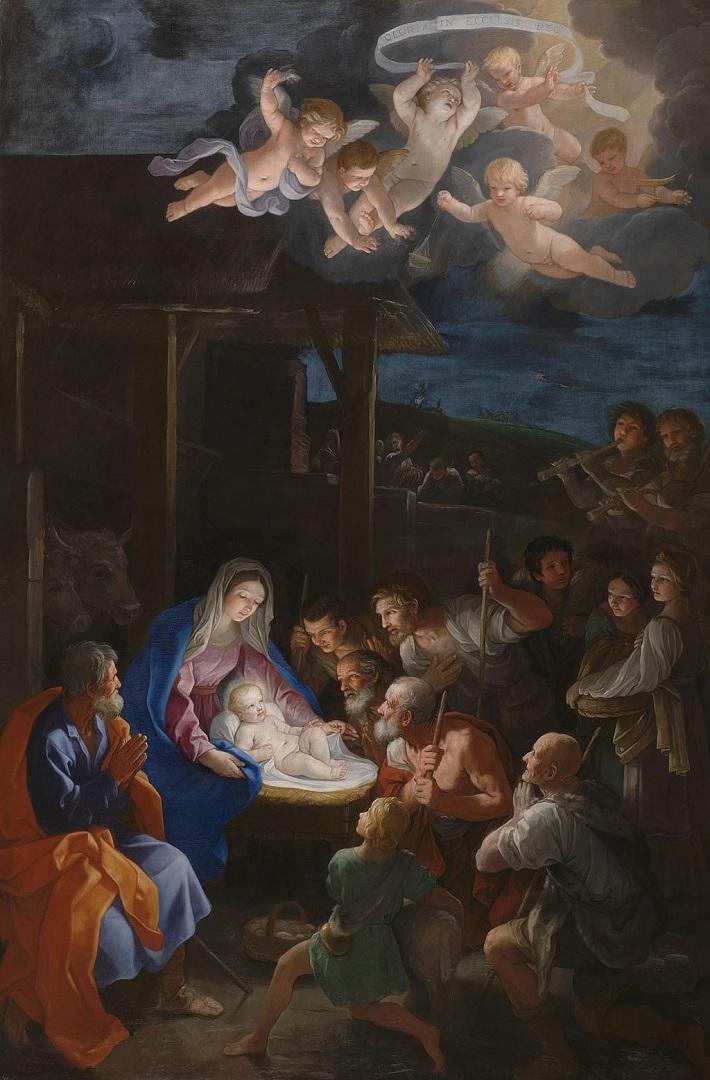 Поклонение пастухов. Ок. 1640